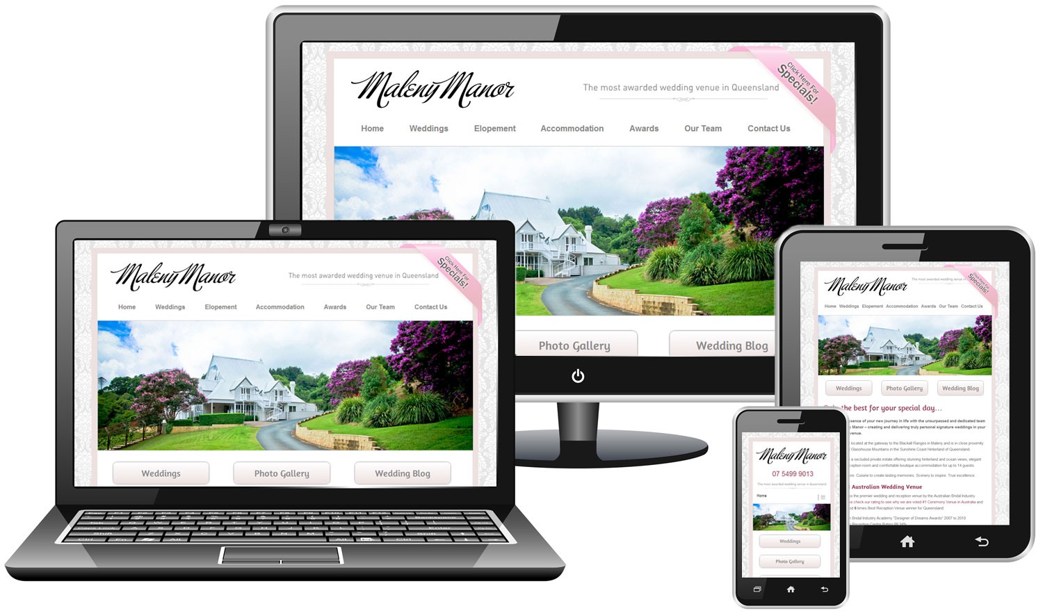 Mobile Friendly Websites in Nairobi Kenya