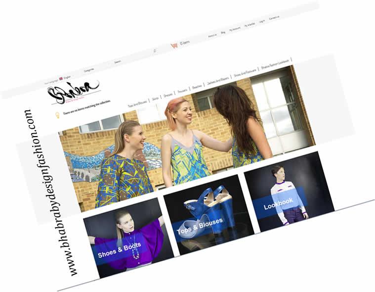 Fashion & Beauty Websites Design